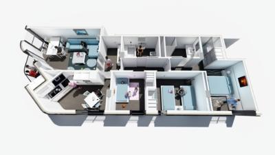 Corner Home-Tipos de Vivienda-Edificio Purpura-dooko-Tu hogar singular-Vivienda nueva-Villena