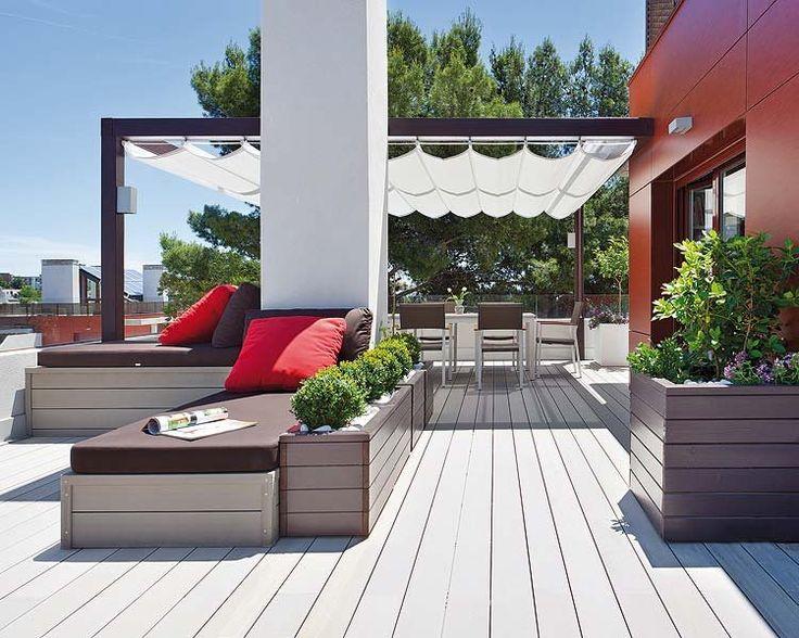 Terrazas dooko indispensable una buena protecci n dooko for Toldos para terrazas en azoteas