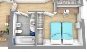 Render5-EA Interiorismo-dooko-edificio purpura-tu hogar singular-vivienda nueva en villena