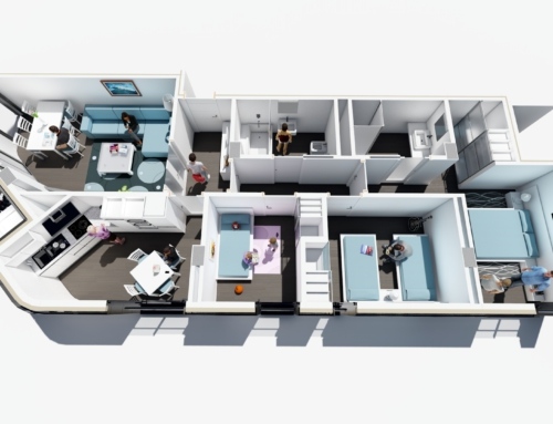 Corner Home, luz natural en tu nuevo hogar