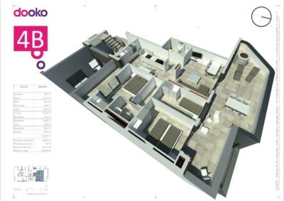 ático-4b-dooko-edificio purpura-villena-vivienda nueva-tu hogar singular