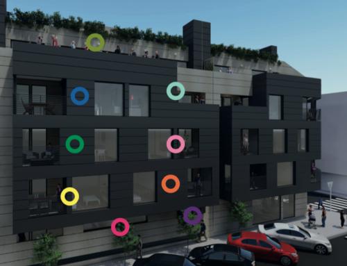 Edificio Cyan, la nueva realidad de dooko